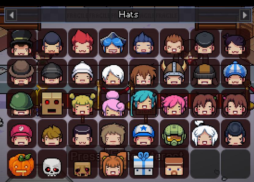 zombie grinder hats