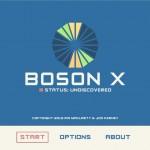 Indie Arcade Game Boson X