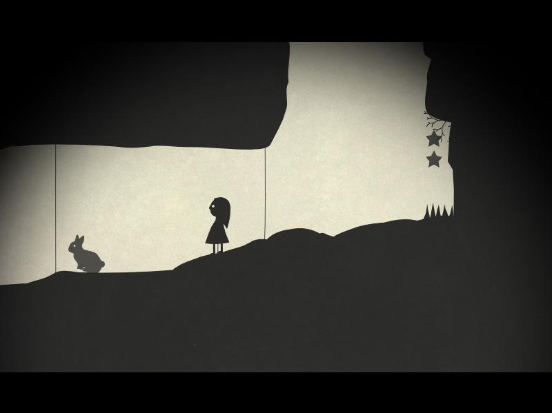 Alice following the rabbit